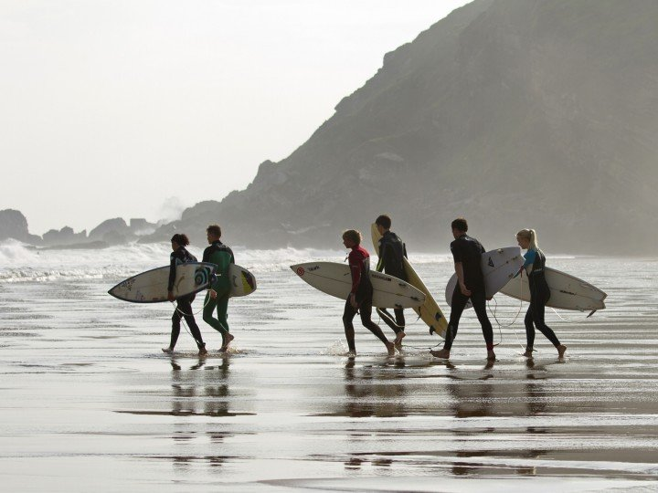 Surfing's lost heritage