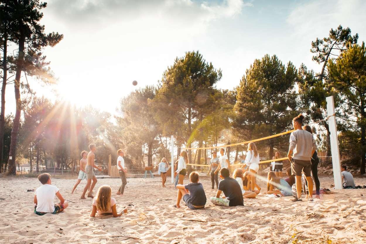 Beach Volley ujusansa
