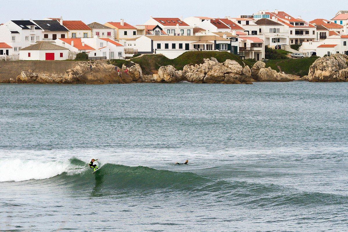 surf spot