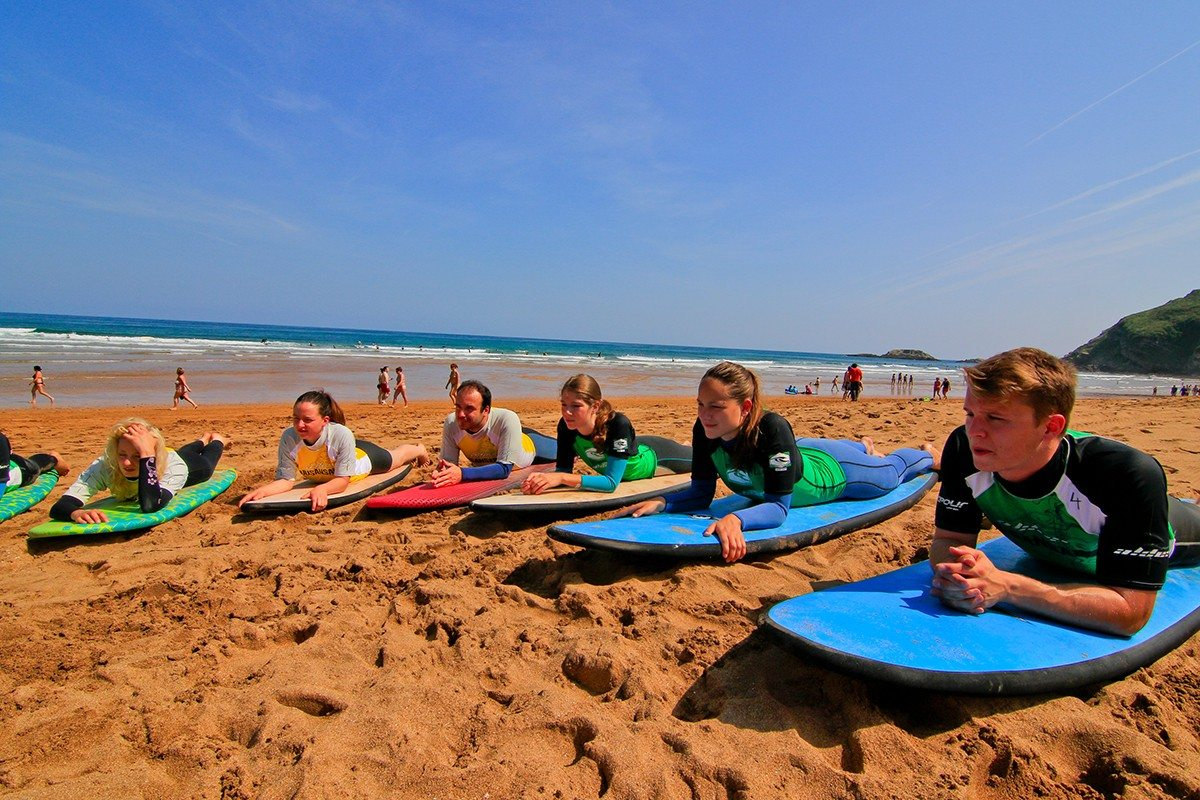 Surf school Miha Godec