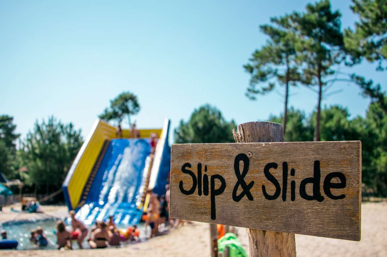 Kids Slip Slife playground