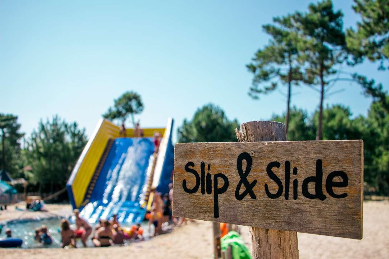 Kids Slip Slife playground