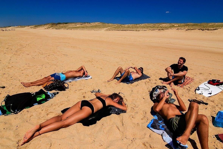 Sandy Beach Relax